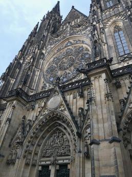 Church at Prague Castle